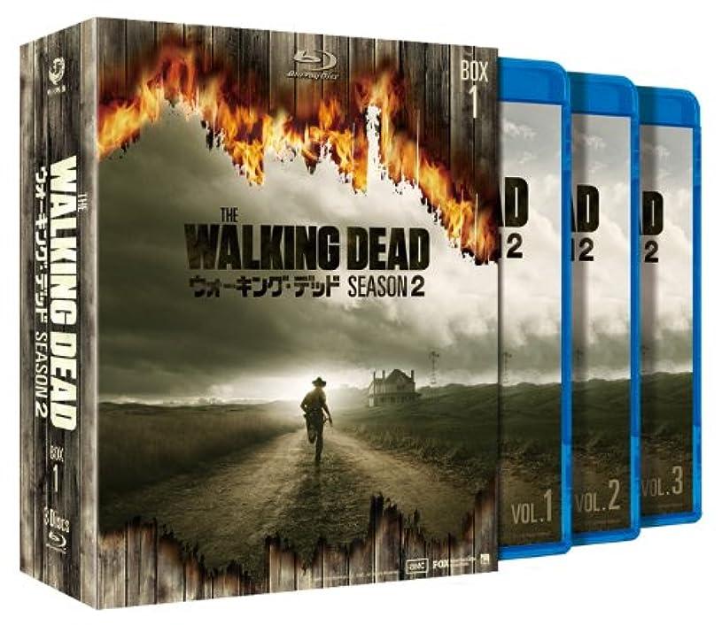 発症楽しむ有料ウォーキング?デッド シーズン2  Blu-ray BOX-1