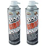 Gibbs Brand Lubricant (2-12oz cans)...
