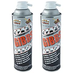 Gibbs lubricant is complete gun care - no need for other solvents, oils or cleaners Cleans, Lubricates and Protects up to 5 Years Used by military, police, mechanics, body shops, and many more Corrosion inhibitor Water repellent
