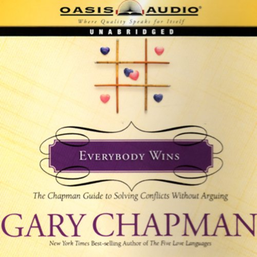 Everybody Wins audiobook cover art