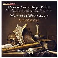 Weckmann: Conjuratio by Maria Keohane