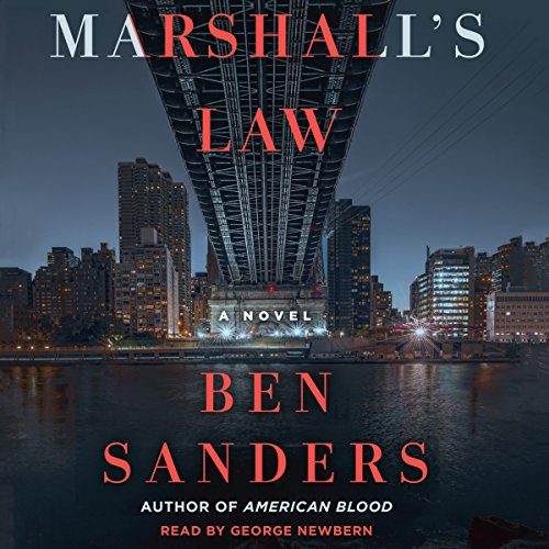Marshall's Law audiobook cover art