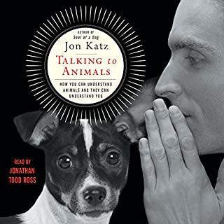 Talking to Animals audiobook cover art
