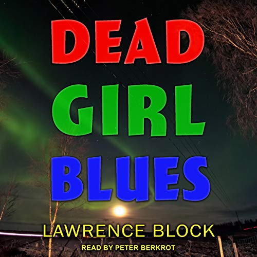Dead Girl Blues cover art