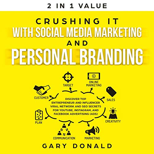Crushing It with Social Media Marketing and Personal Branding cover art