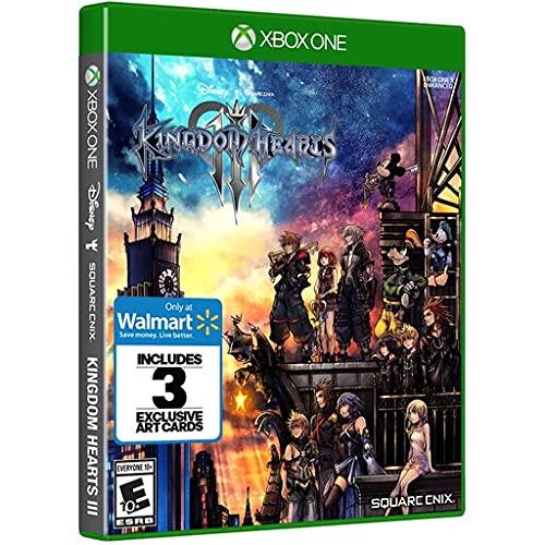 Square Enix 662248921921 Kingdom Hearts III-Xbox One Game