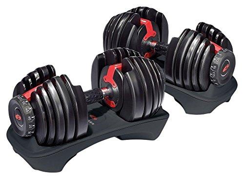 Price comparison product image Bowflex SelectTech 552 Adjustable Dumbbells (2-Pair)