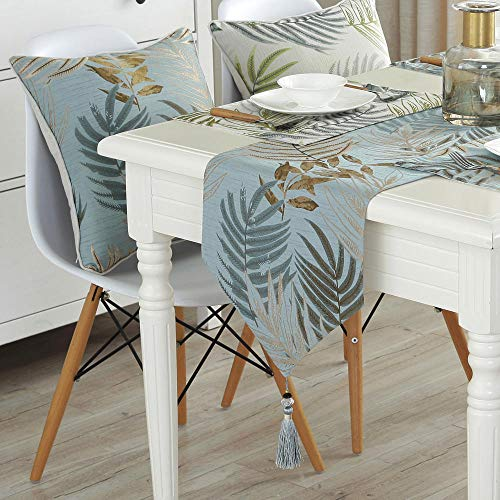 Branfan Tafel lopers Nordic stijl tafel salontafel lopers eenvoudige moderne tafelkleed TV kast decoratie doek 33 * 250CM_2