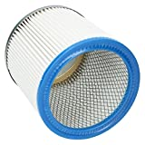 Wessper Cartouche filtrante pour aspirateur Aquavac Pro 200 (Pour usage humide et sec)