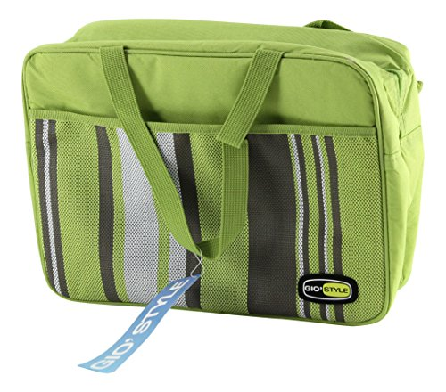 GiòStyle Capri Beach Square Kühltasche, Fassungsvermögen: 17 l, Grün oder Blau, neue Sommerkollektion 2015 von GiòStyle
