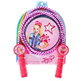 United Pacific Design JoJo Siwa Girls Deluxe Jump Rope 7 Feet Classic Outdoor Toy Promotes Exercise