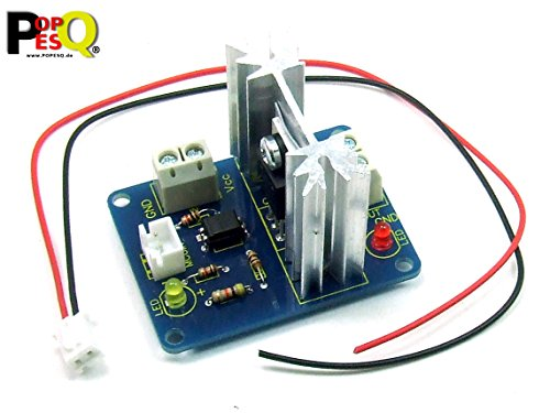 POPESQ - MOS Mosfet Modulo Heat bed, Extruder, ramps 1.4, anet A8 A6, makerbot mk8, RepRap, mendel, Prusa i3, E3D V6 3D Printer #A2013