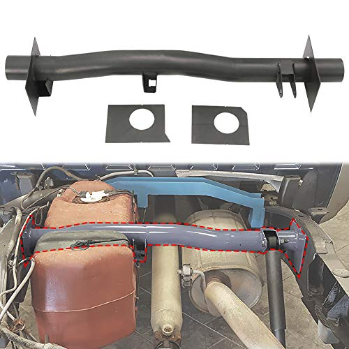 Lonwin Rear Fuel Tank Support Crossmember Fit for 1999-2006 Chevy Silverado and...