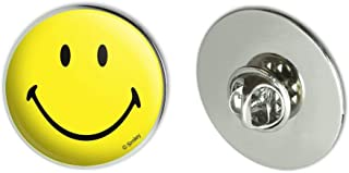 Smiley Smile Happy Yellow Face Metal 1.1