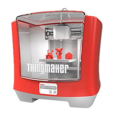 thingmaker 3d printer review