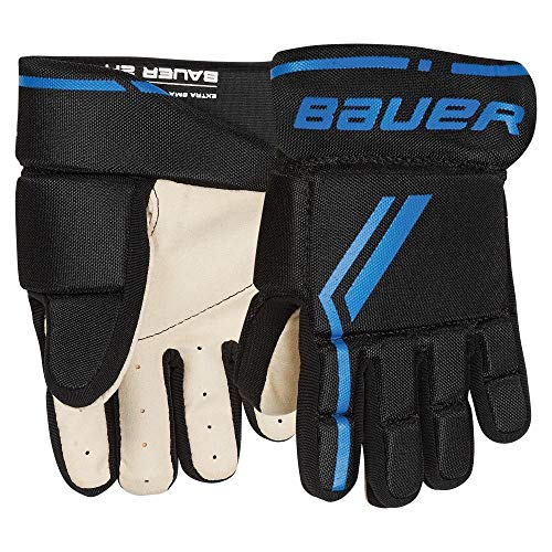 Bauer Junior Performance Player Handschuh (Paar), schwarz, S
