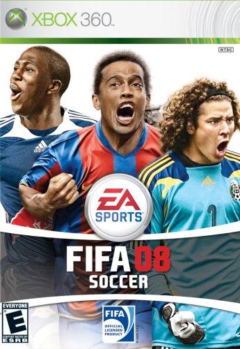Electronic Arts FIFA 08, Xbox360 - Juego (Xbox360)
