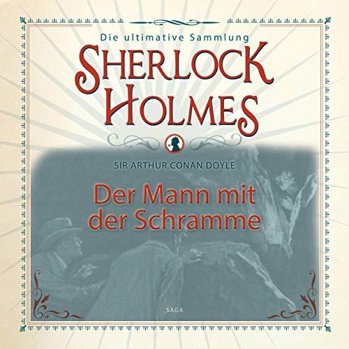 Der Mann mit der Schramme audiobook cover art