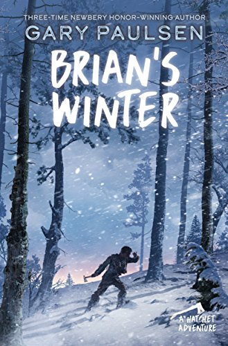 Brian's Winter (Brian's Saga Book 3) by [Gary Paulsen]