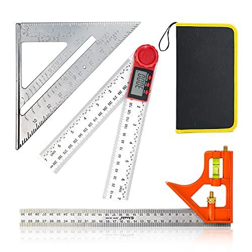 3 Packs Measuring Tool Set, 12