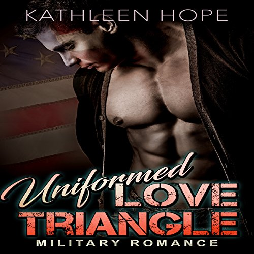 Uniformed Love Triangle audiobook cover art