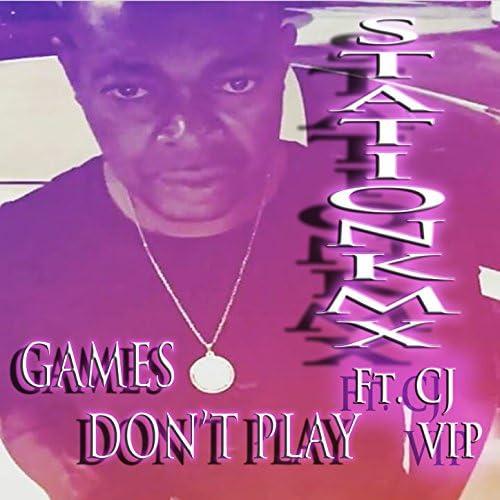 STATIONKMX, KMX & Kevin Spicer feat. CJ VIP