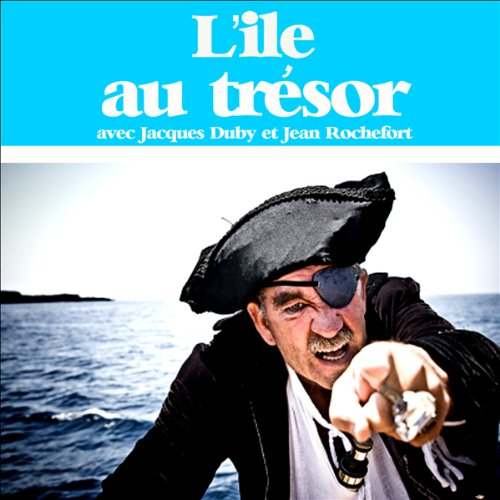 L'île au trésor audiobook cover art