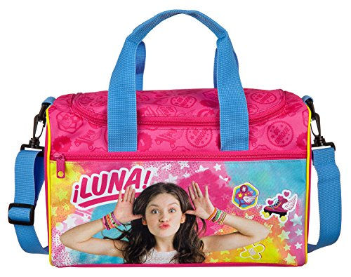 Undercover - Soy Luna, Bolsa de Deporte. (Rosa) - 10112731