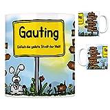 trendaffe - Gauting - Einfach die geilste Stadt der Welt Kaffeebecher