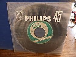 Paul Louka : le bavard - les mirlitons - 45 tours philips B.373.170 F