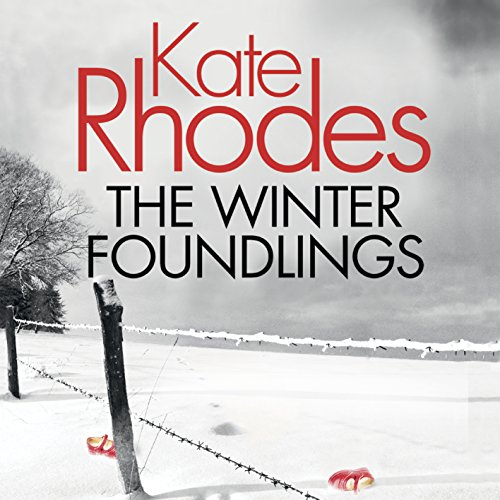 The Winter Foundlings audiobook cover art