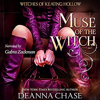 Muse of the Witch cover art