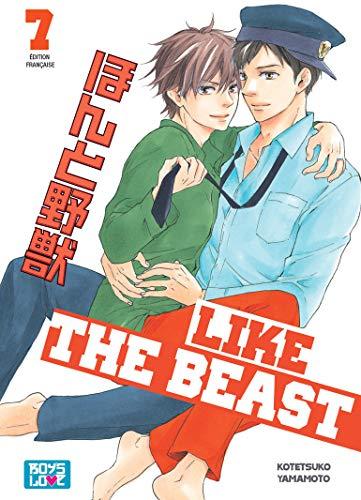Like The Beast - Tome 07 - Livre (Manga) - Yaoi