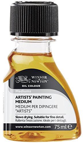 Medium para Pintura Óleo Winsor & Newton 75ml