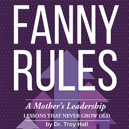 Page de couverture de Fanny Rules