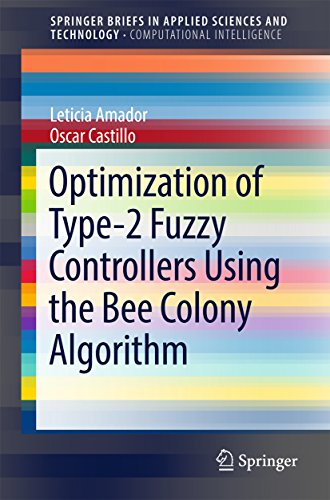 Optimization of Type-2 Fuzzy Controllers Using the Bee Colony Algorithm (SpringerBriefs in Applied Sciences and Technology) (English Edition)