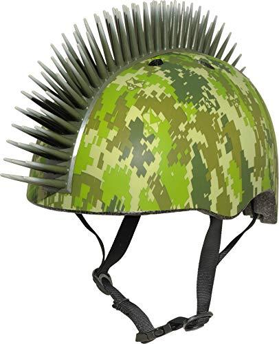 Raskullz Digital Camo Mohawk Helmet