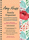 2022 Amy Knapp's Family Organizer: 17-Month Weekly Mom Planner with Stickers (Amy Knapp's Plan Your Life Calendars)