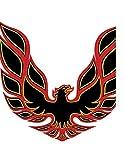 TA Firebird Red