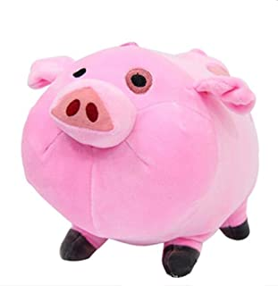30cm Plush Toys Gravity Falls Waddles Dipper Mabel Pink Pig Dolls & Stuffe Waddles Stuffed Soft Dolls for Kids