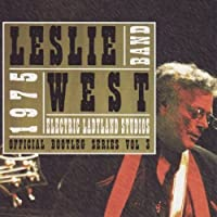 Electric Ladyland Studios 1975 by LESLIE WEST (2008-01-13)