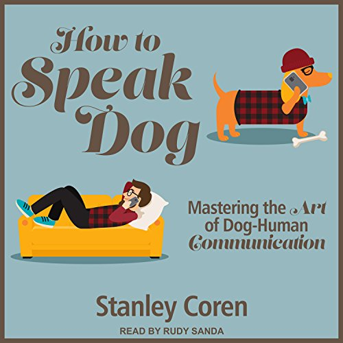 How to Speak Dog audiobook cover art