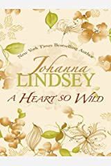 A Heart So Wild (Thorndike Press Large Print Famous Authors Series) ハードカバー