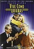 Vive Como Quieras [DVD]