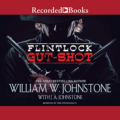 Flintlock: Gut-Shot audiobook cover art
