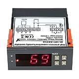 KKmoon 10A 220V Mini Regolatore d' Umidità Digitale Controllore d' Umidità Gamma di Misurazione 1% ~ 99% con il Sensore