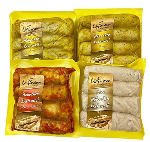 Wurst- und Fleischwaren Bautzen -  Hähnchen Bratwurst