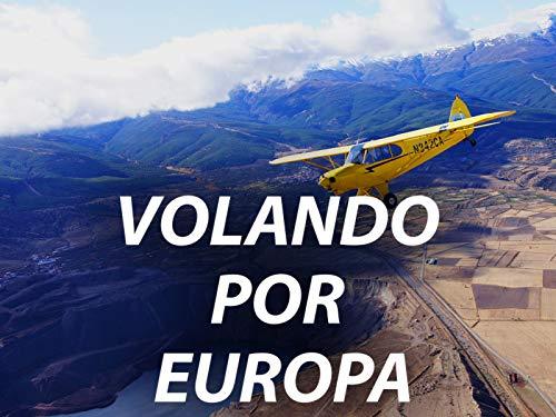 Volando por Europa