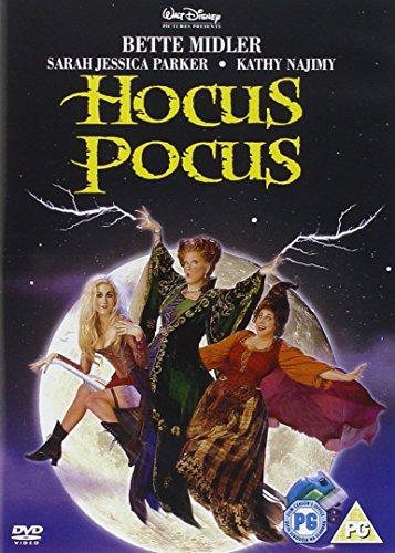 Hocus Pocus |USA Non-Compatible Product| Region - 2