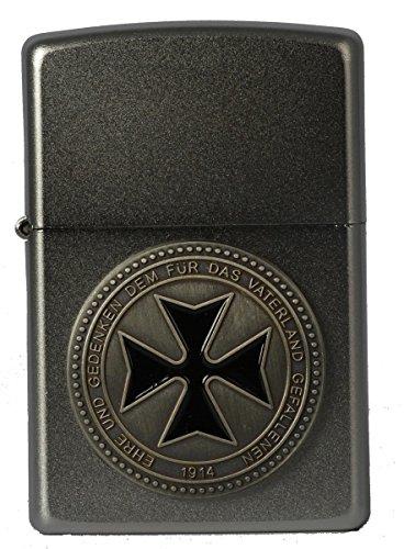 Zippo 2.002.864 Feuerzeuge Eisernes Kreuz Emblem